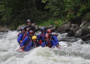 Rapid River Rapids