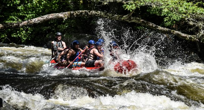 Magalloway River Class III & IV (Select Weekends, Ages 10+)