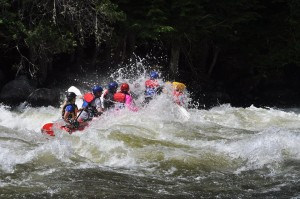 Whitewater Rafting With Raft NH
