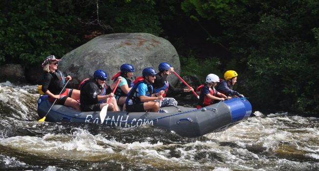 Pontook Dam Class II+ Afternoon (Weekends, Ages 6+)
